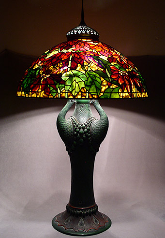Extra Large Tiffany Lamps