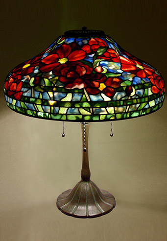 Medium Tiffany Lampshades
