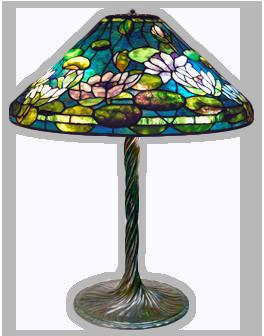 Tiffany Lamp Shades Handmade By Scott Riggs
