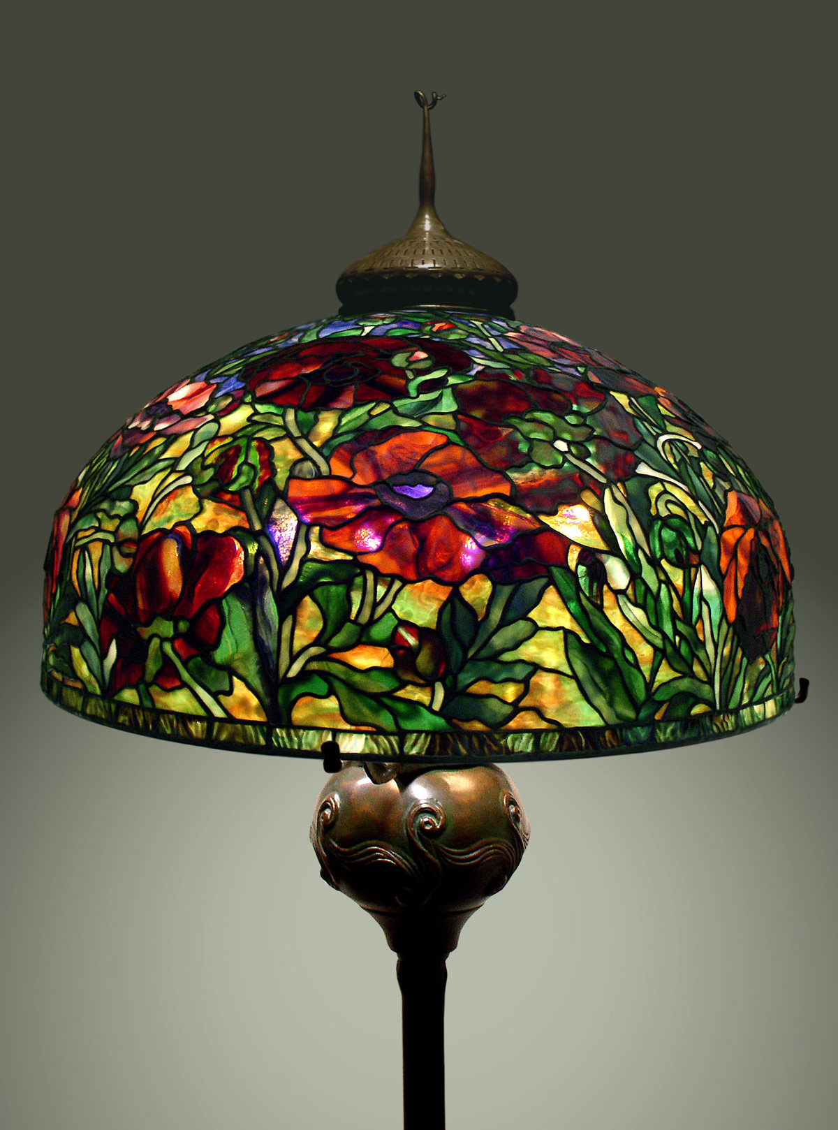 Extra Large Tiffany Lamp Shades