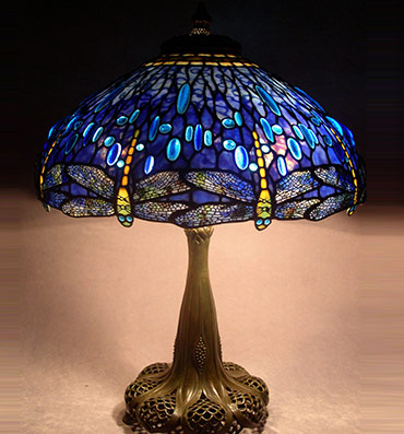Large tiffany lamp shades 22 inch dragon aloadofball Images