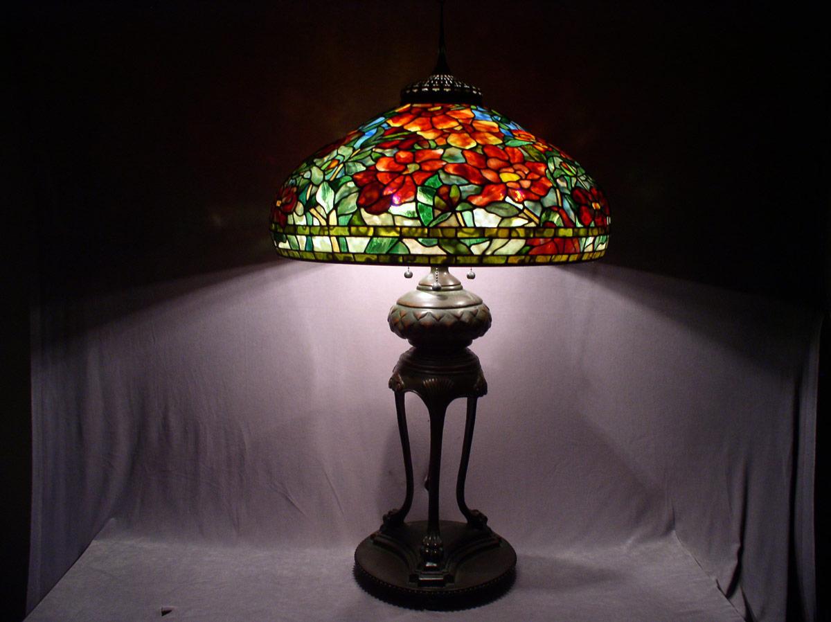 Aqua Lamp Shades
