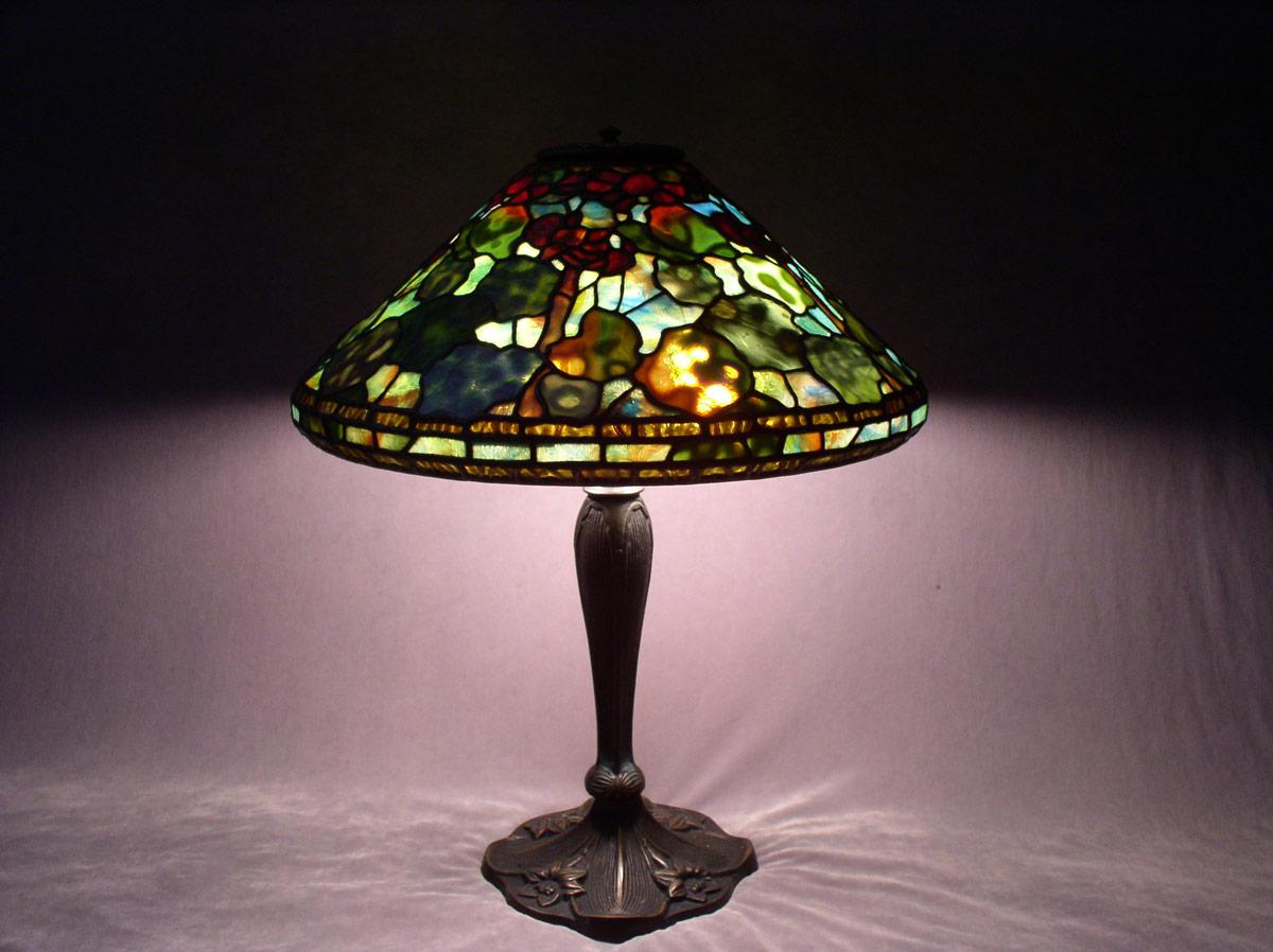 Small Lamp Shades : Small tiffany lamp shades