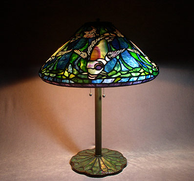 Small tiffany lamp shades aloadofball Gallery